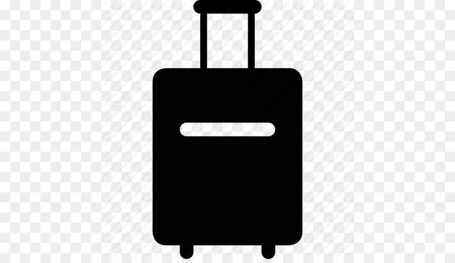 Baggage Computer Icons Suitcase Travel Clip Art