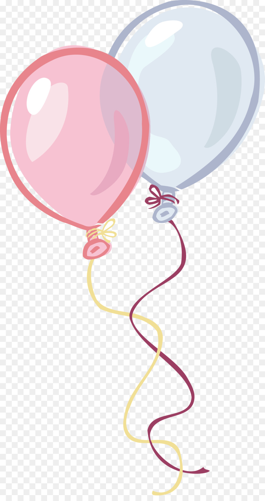 Balloon Birthday Party Clip Art Birthday Balloons Png