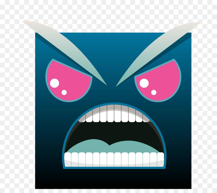 evil cartoon mouth - 900×800