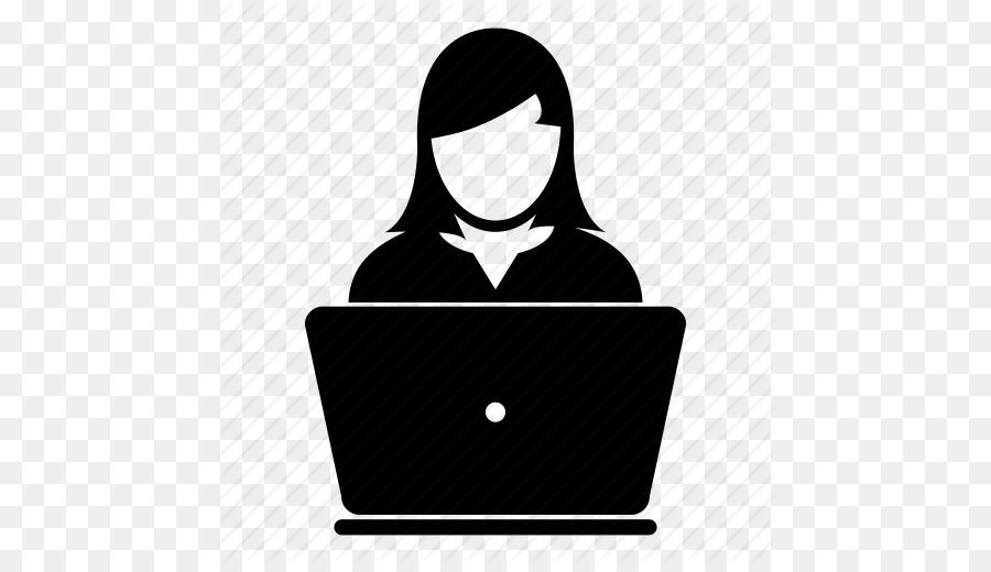 Computer Icons Female Illustration Symbols Computer User Png
