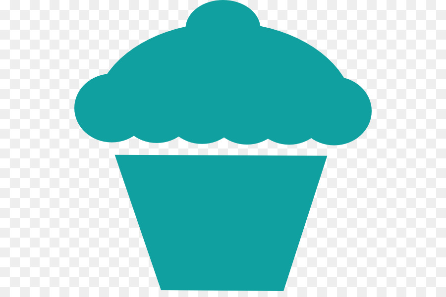 Cupcake Muffin Birthday Cake Clip Art Cupcake Outline Png Download