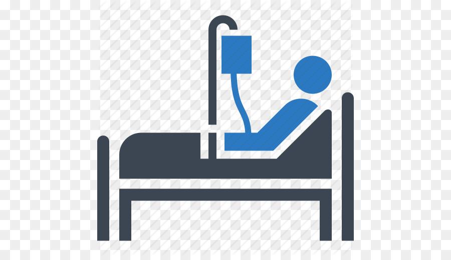 Computer Icons Krankenhaus Bett Patient Health Care Das Bild