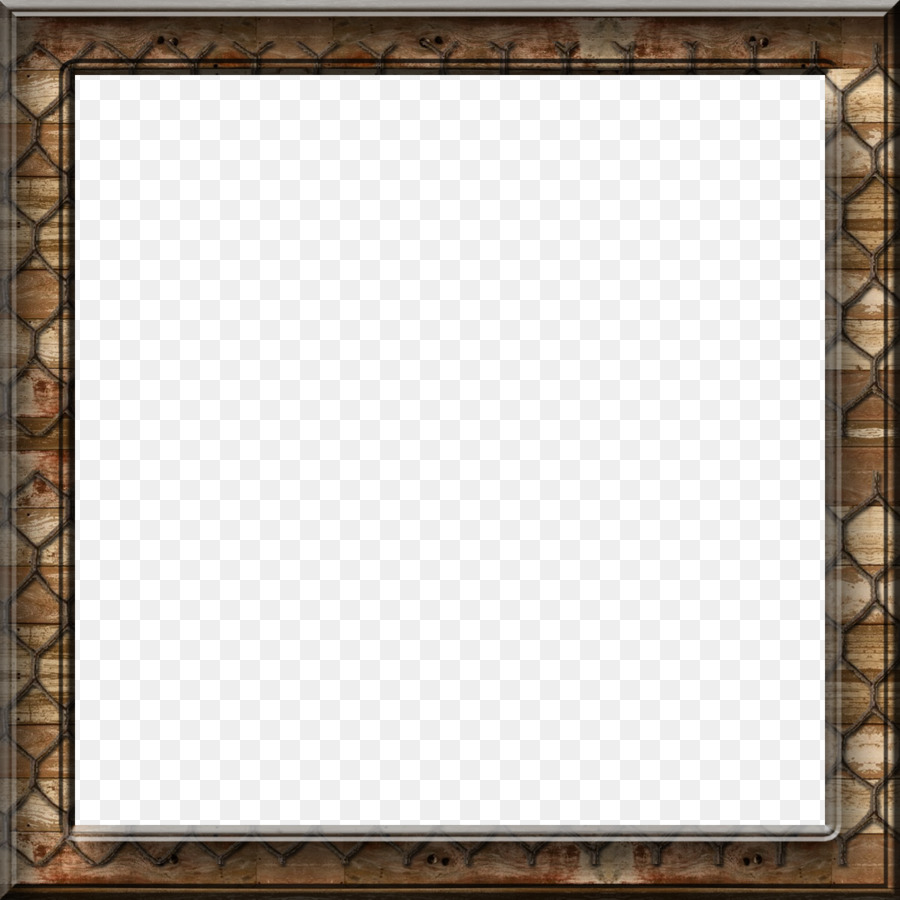 Picture Frames Square Photography - Square Frame Clipart PNG png ...