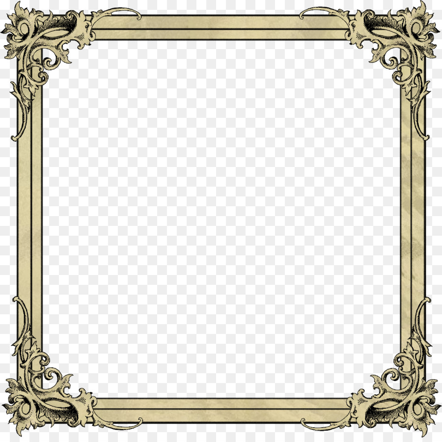 Picture Frames Clip art - Empty Frame Png png download - 1202*1190 ...