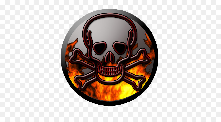 Skull Clipart png download - 500*500 - Free Transparent