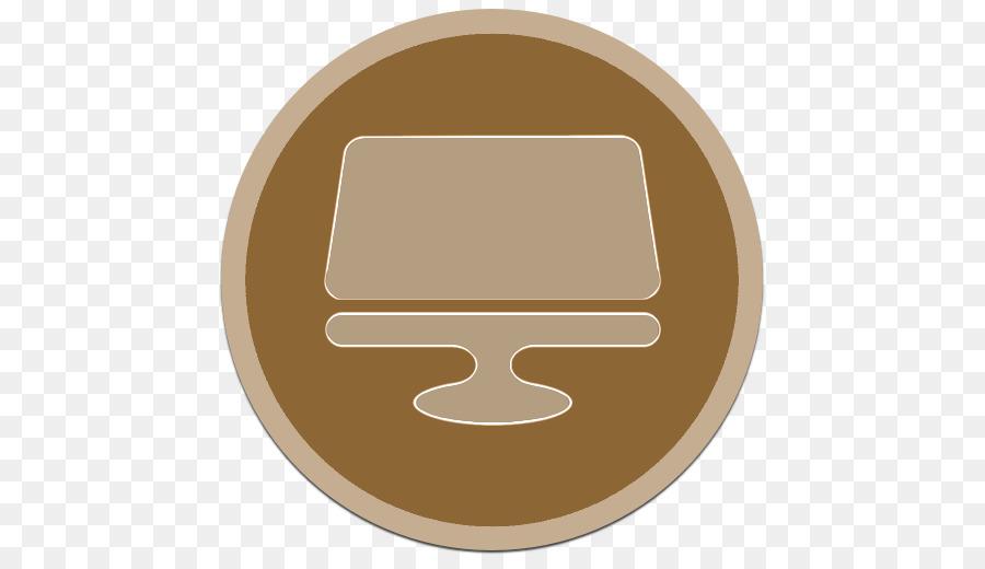 circle beige font - Keynote png download - 512*512 - Free
