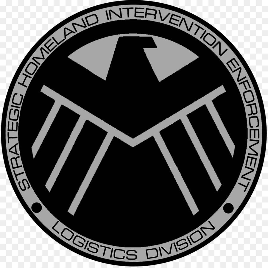 Phil Coulson Iron Man Shield Logo Marvel Cinematic Universe