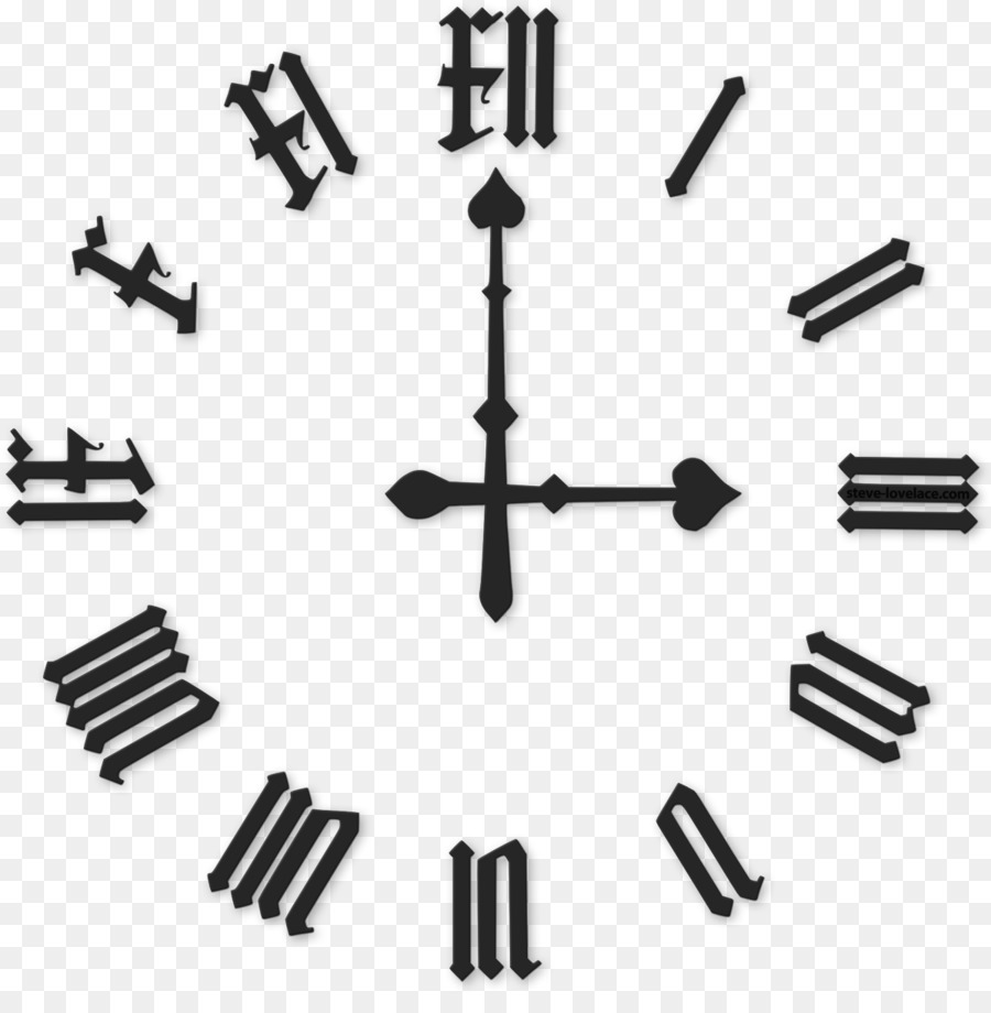 clock face roman numerals dial clip art roman numeral clock png