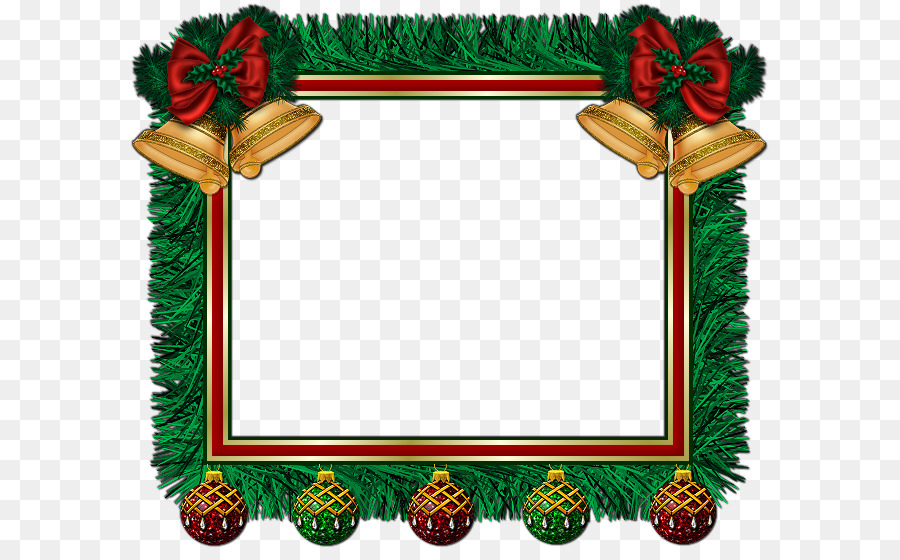 Santa Claus Borders and Frames Christmas Picture Frames Clip art ...