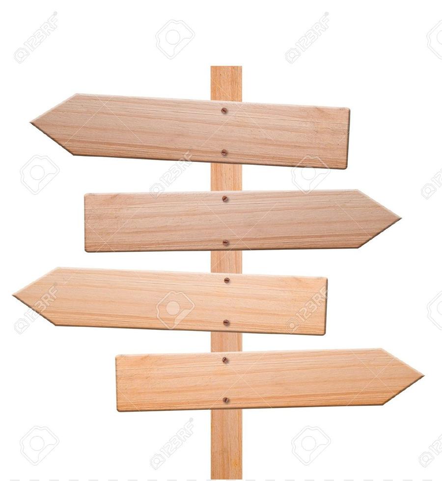 Arrow Wood Stock Photography Sign Clip Art