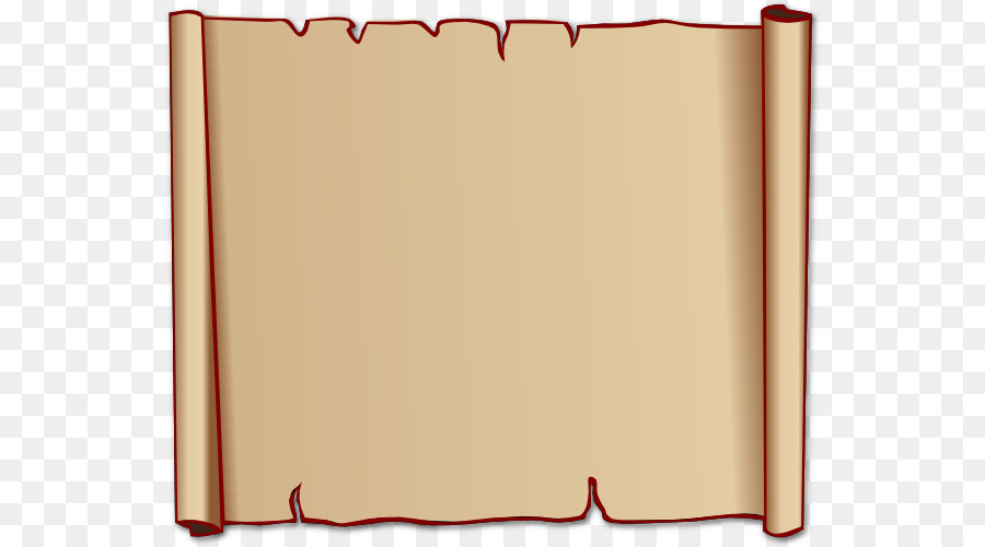 Scroll Free content Clip art - Old Paper Cliparts png download - 600*500 - Free Transparent Scroll png Download.