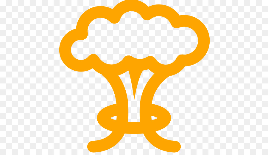 Mushroom cloud Clip art - Army Icons No Attribution png download