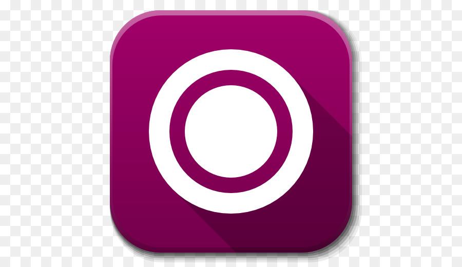 purple symbol violet magenta - Apps Landscape png download - 512*512