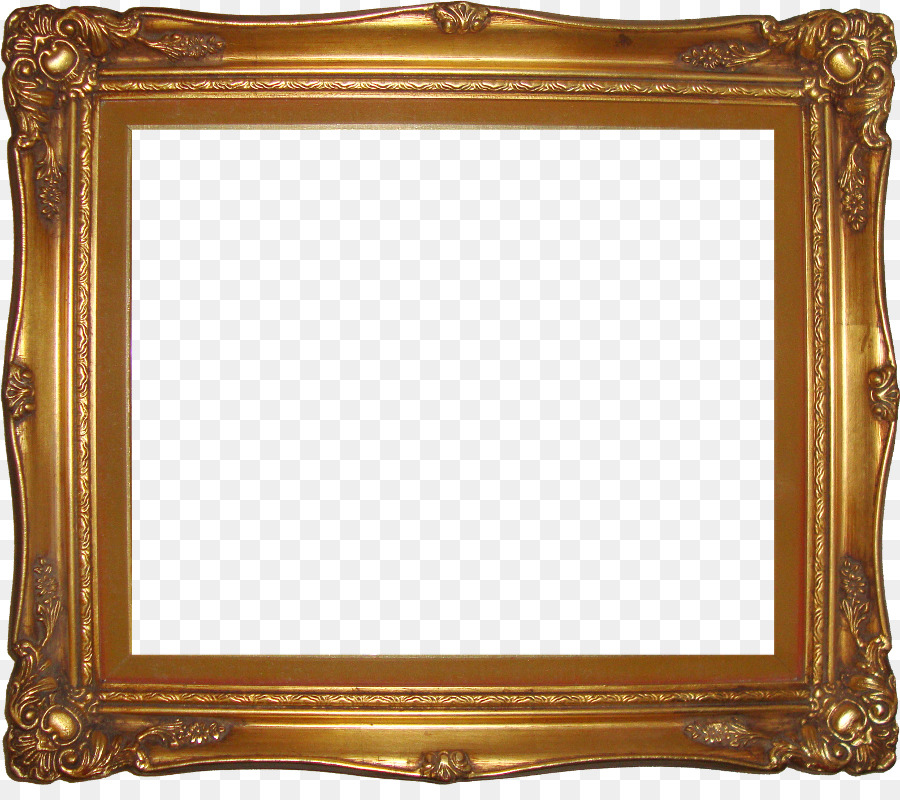 Picture Frames Clip art - Download Free High Quality Frame Gold Png ...