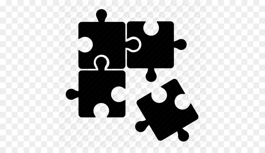 Tetris Computer Icons Puzzle