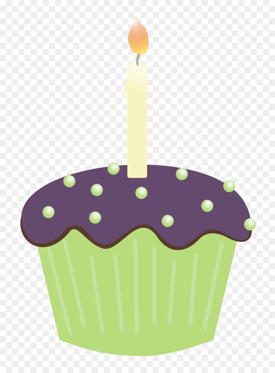 Cupcake Birthday Cake Muffin Candle Clip Art Cupcake Candle