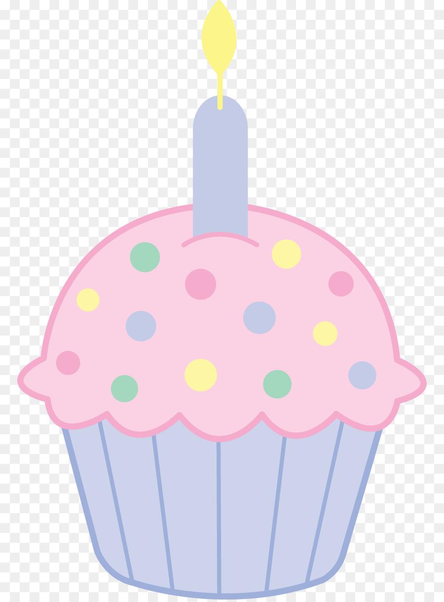Cupcake Birthday Cake Frosting Icing Bakery Clip Art Cupcake