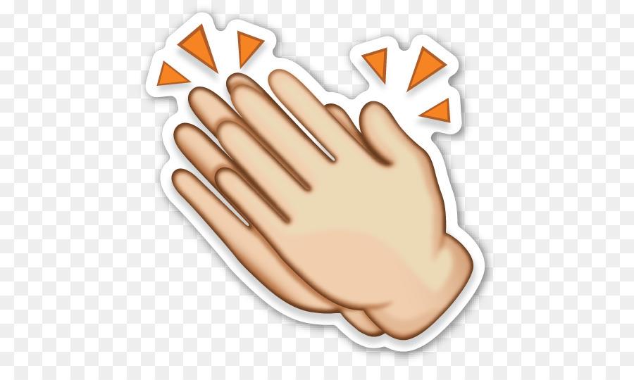 emoji sticker emoticon clip art clap cliparts png download 536 rh kisspng com cap clipart clap clipart black and white