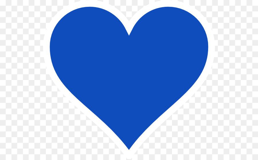Heart Light Blue Navy Blue Clip Art   Navy Heart Cliparts