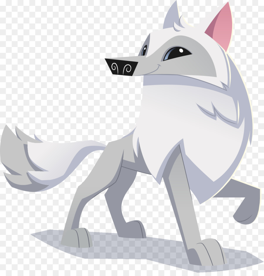 Animal Jam Dog Arctic Wolf Arctic Fox Wolf Png Download 1563