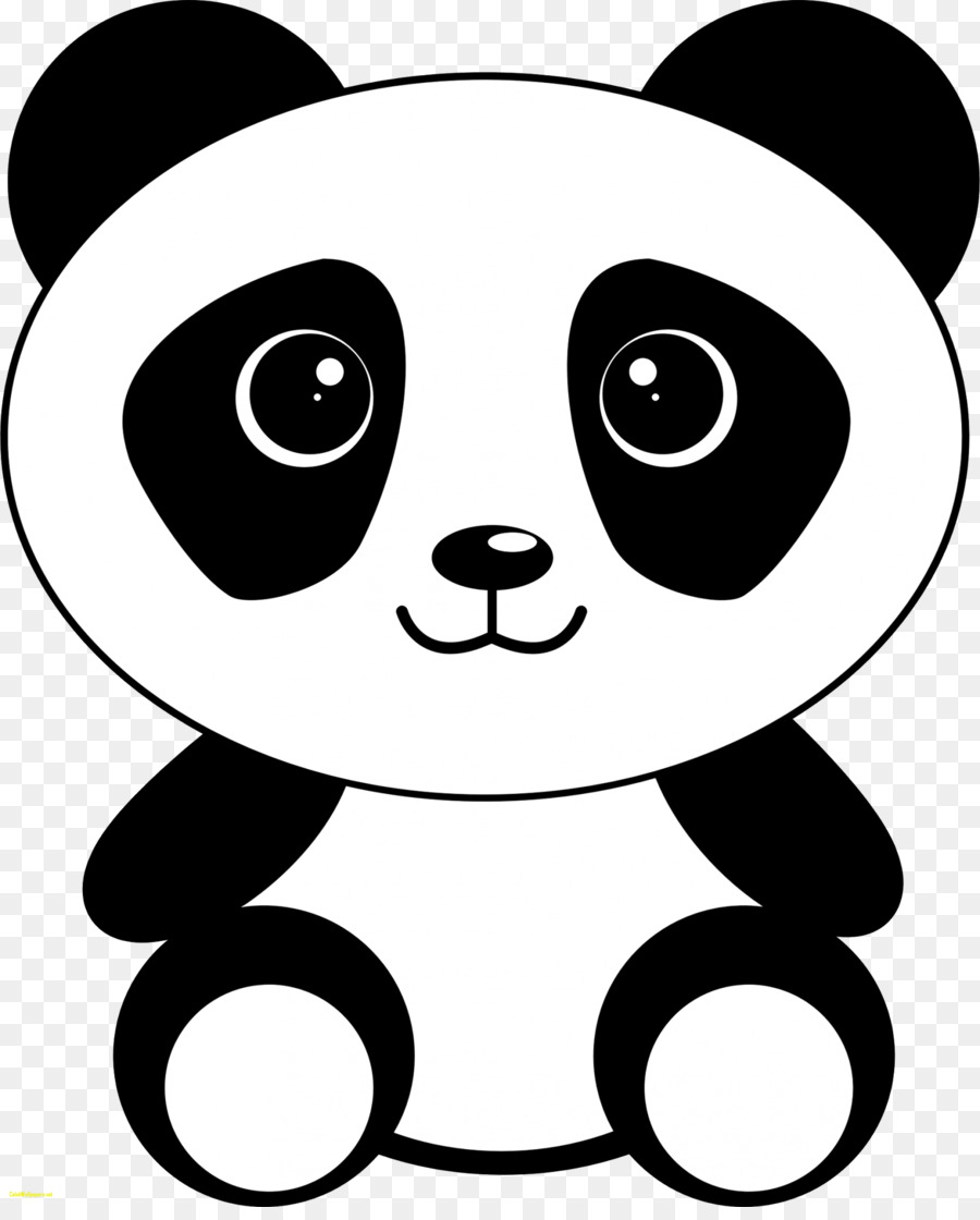 giant panda bear clip art panda png download 1600 1970 free rh kisspng com panda bear clip art for valentines day panda bear clipart black and white