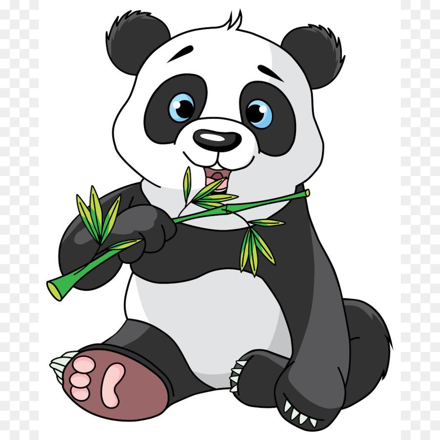 oso panda gigante de dibujos animados clip art panda png panda bear clip art free panda bear clip art transparent