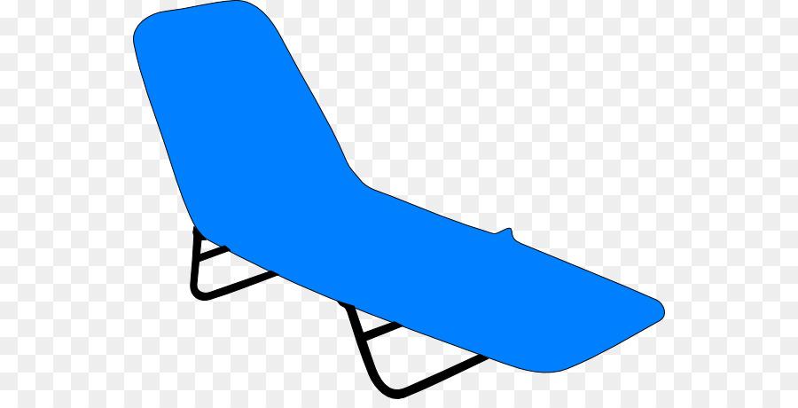 Chair Table Chaise Longue Beach Clip Art   Beach Chair Cliparts