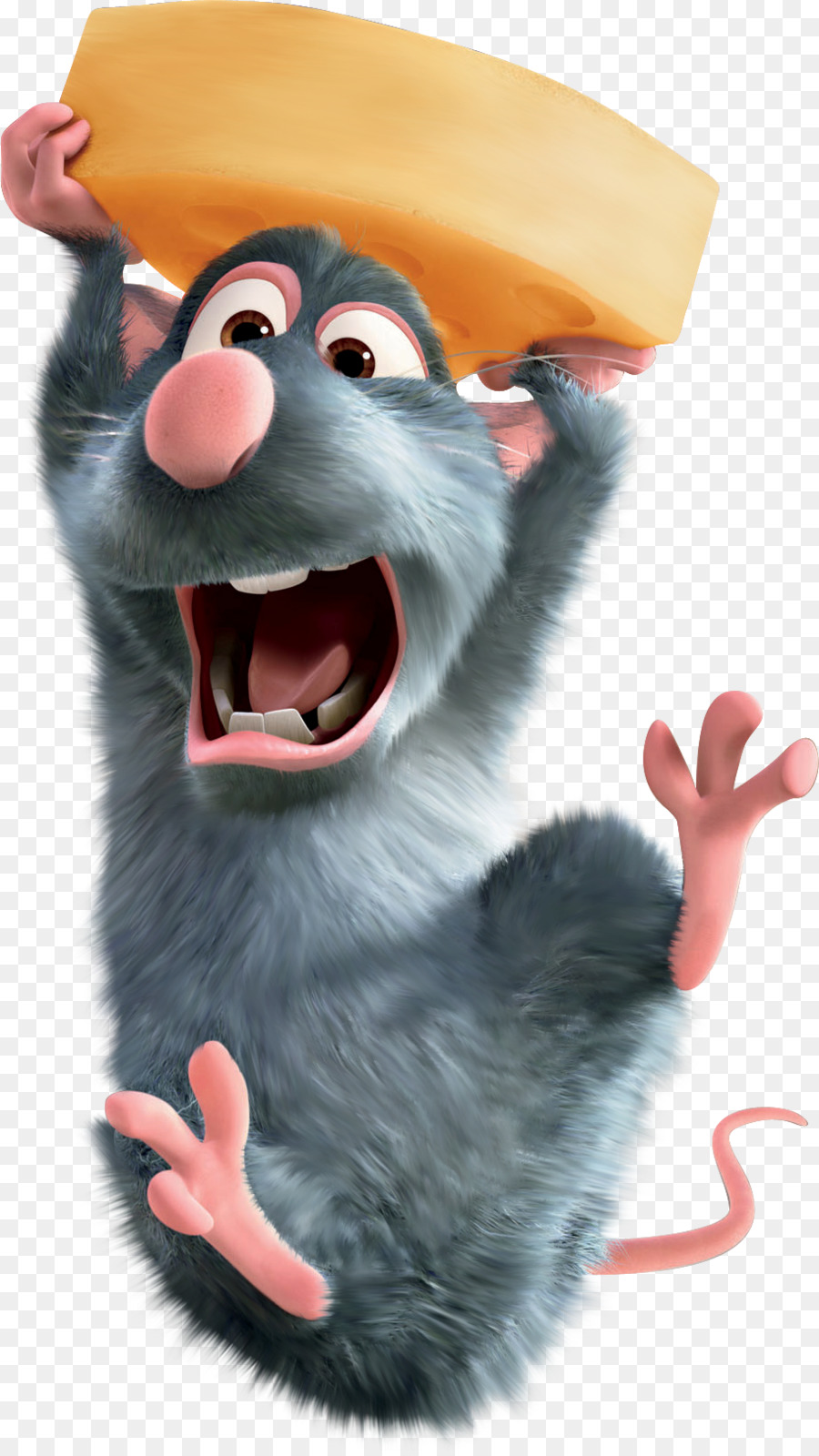 ratatouille film animation pixar wallpaper - rat png download - 913