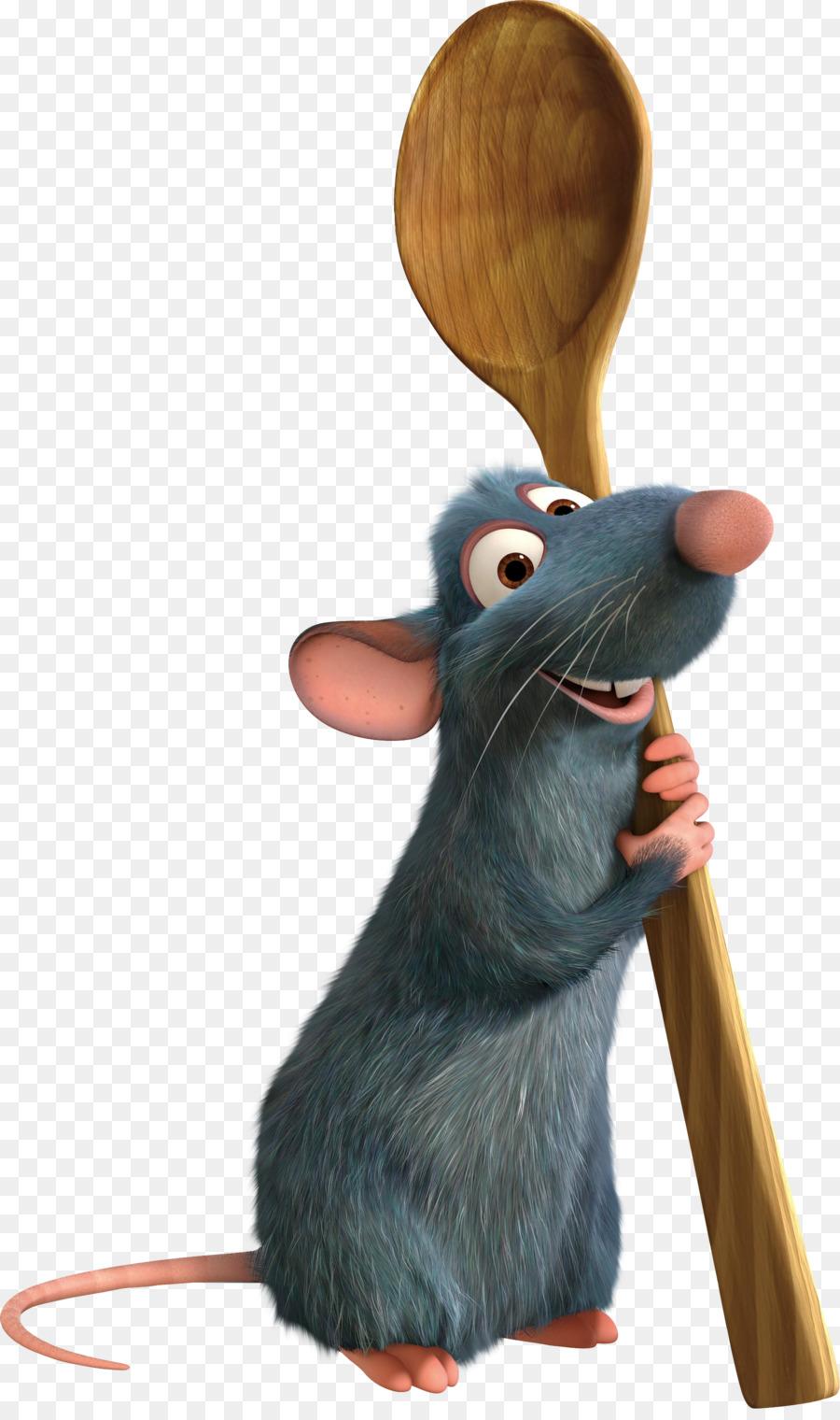ratatouille french cuisine confit byaldi film pixar - rat png