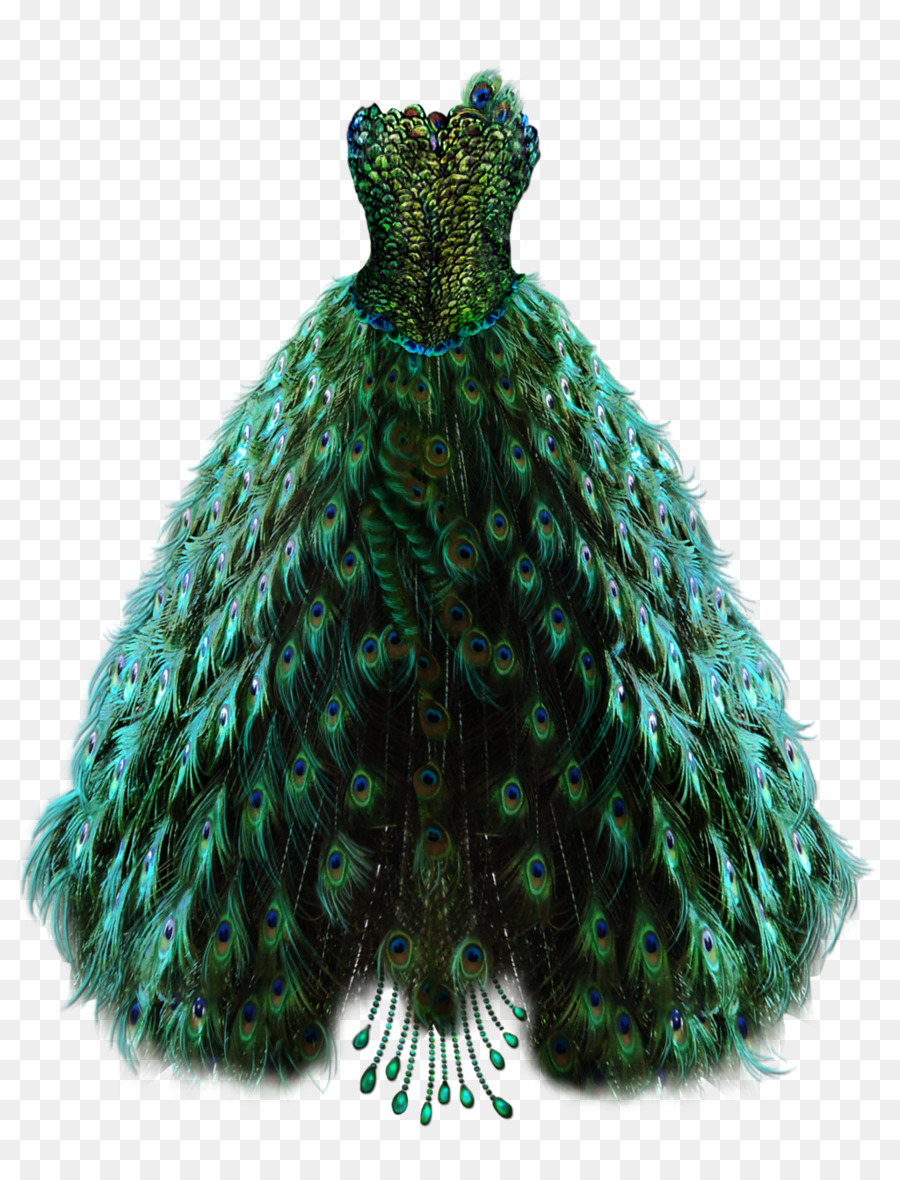 3f997bafc26 Wedding dress Robe Peacocks Gown - peacock png download - 1024 1332 ...