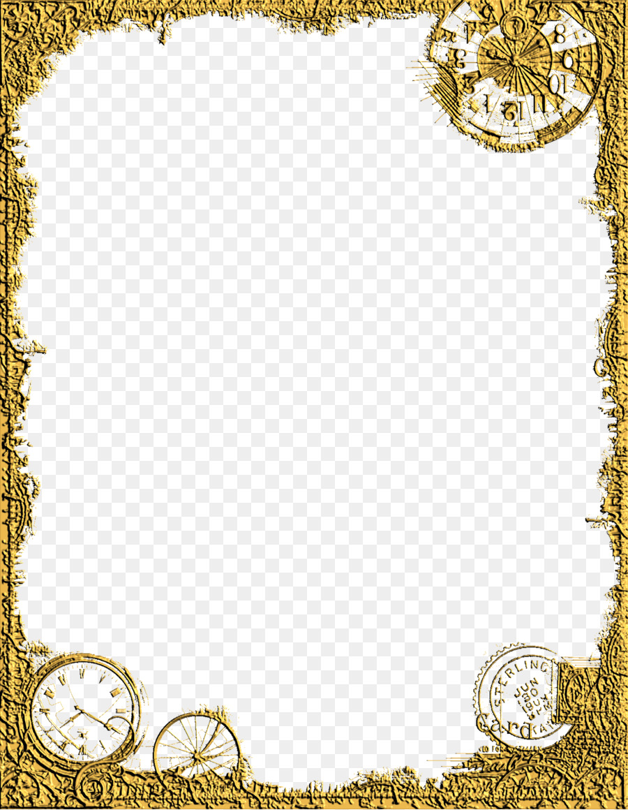 picture frames steampunk clip art border png png letter clip art for teachers letter clip art fonts