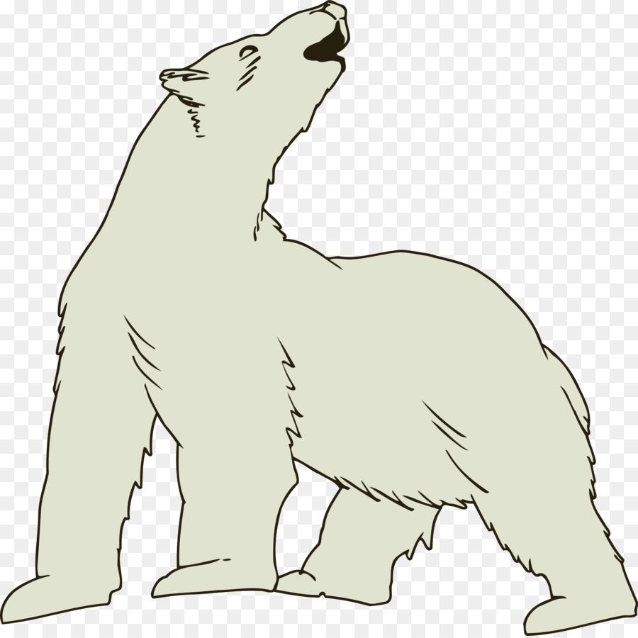 Oso Polar, el zorro del Ártico oso pardo - oso polar Formatos De ...