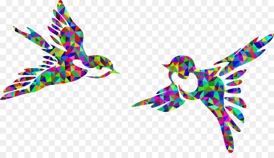 Las aves en vuelo de las Aves en vuelo Silueta - aves png dibujo ...