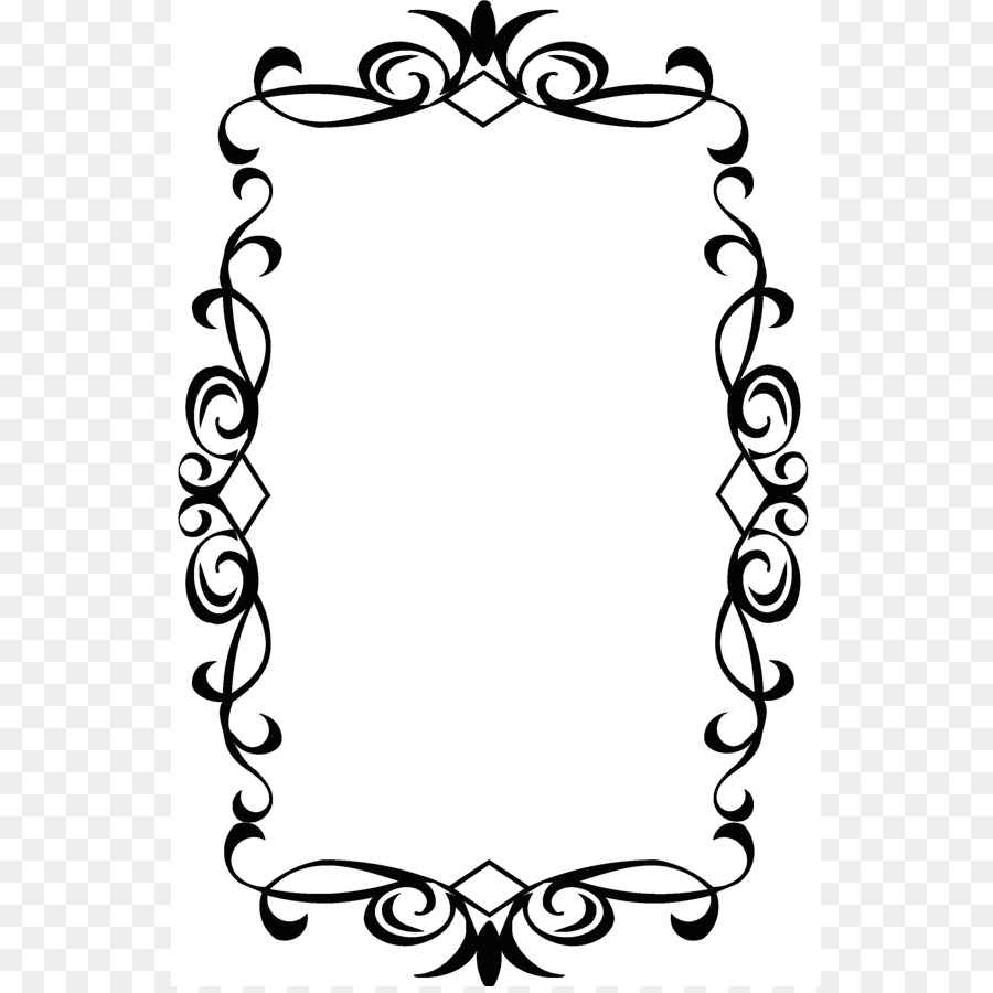 borders and frames picture frames clip art black damask background rh kisspng com  damask borders clip art free