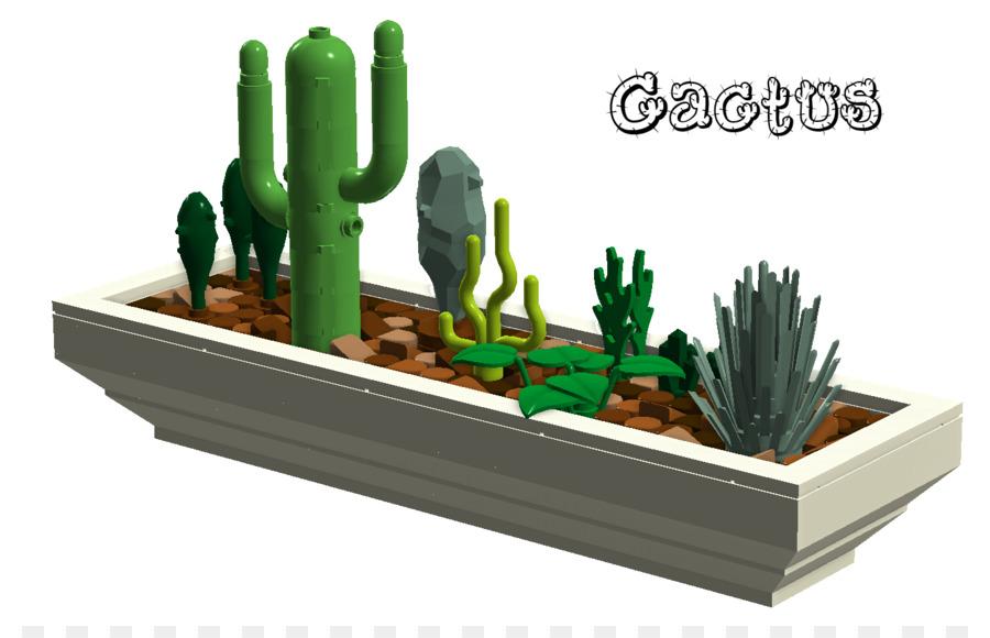 Cactaceae Lego Ideas Plant Desk Cactus