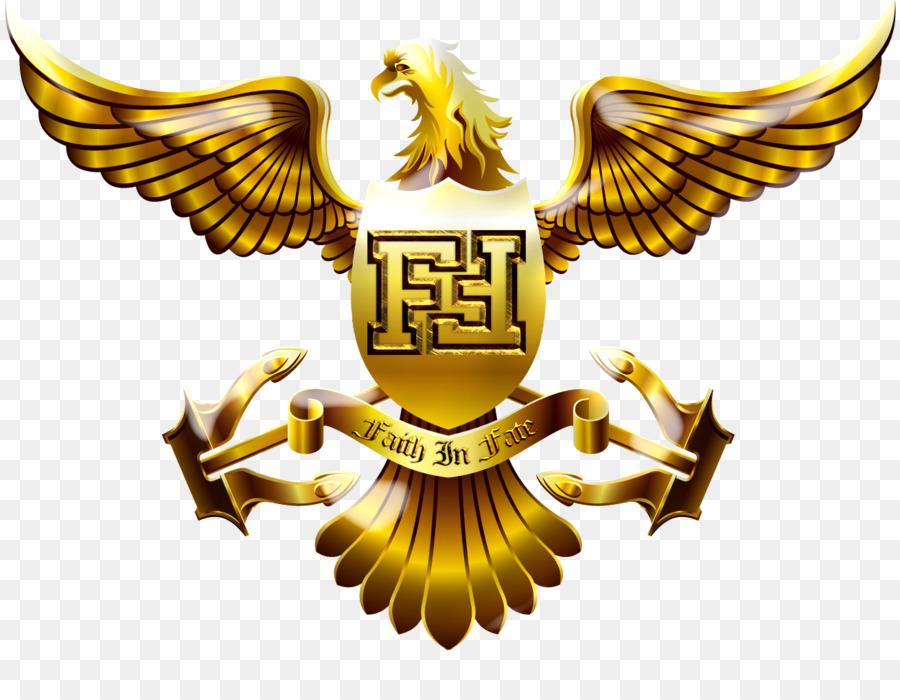 Logo Golden Eagle Eagle Png Download 13111015 Free