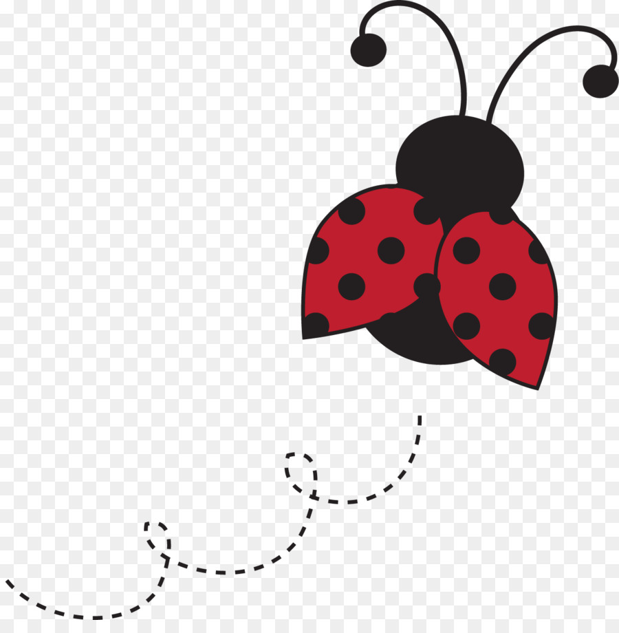 Wedding invitation Baby shower Party - Baby Ladybug Cliparts png ...