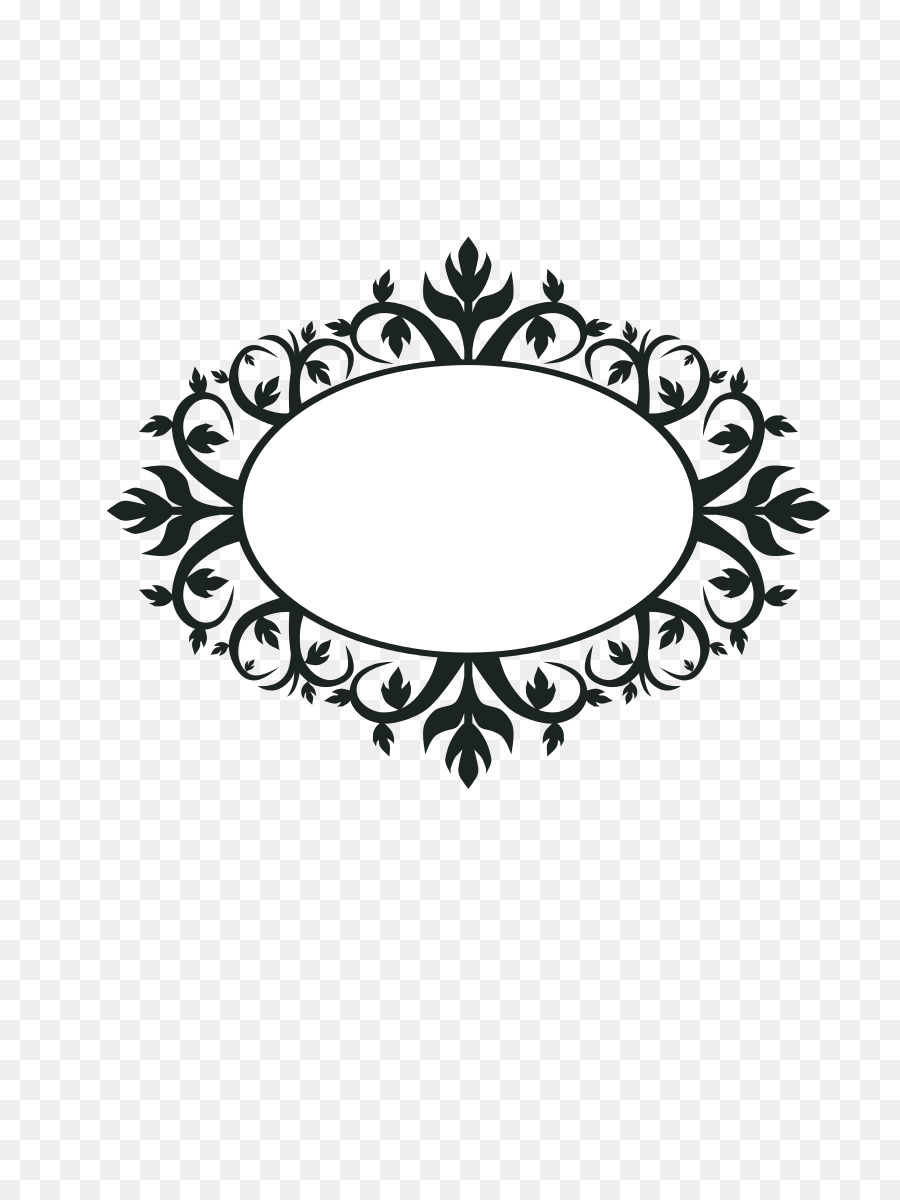Borders and Frames Art Nouveau Ornament Picture Frames Clip art ...