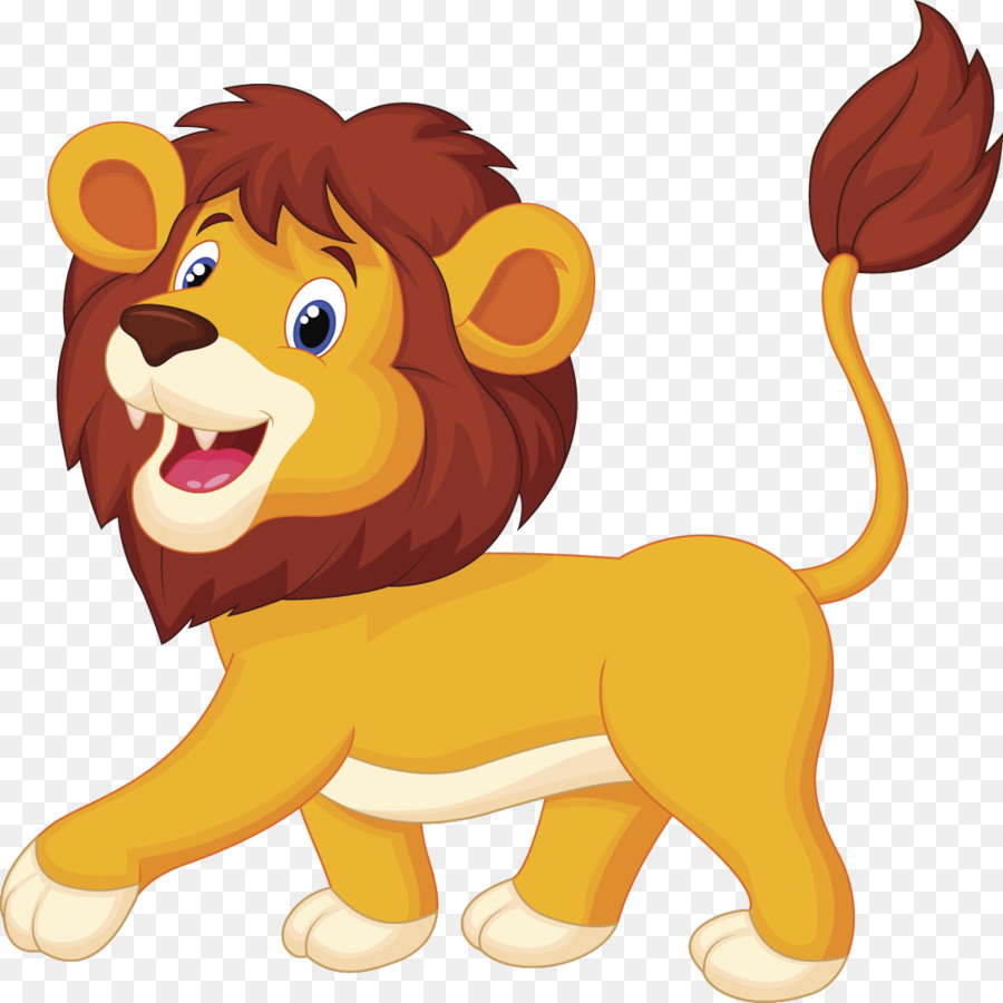 Lion Cartoon Animation Clip art - lion png download - 1090*1090 ... for Angry Lion Animation  166kxo