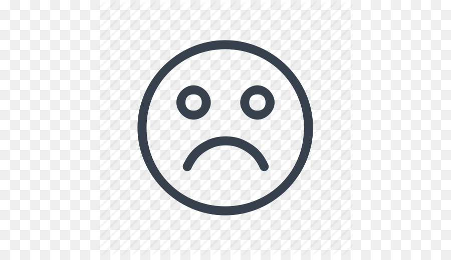 Sadness Face Computer Icons Smiley Clip Art Sad Face Outline Png