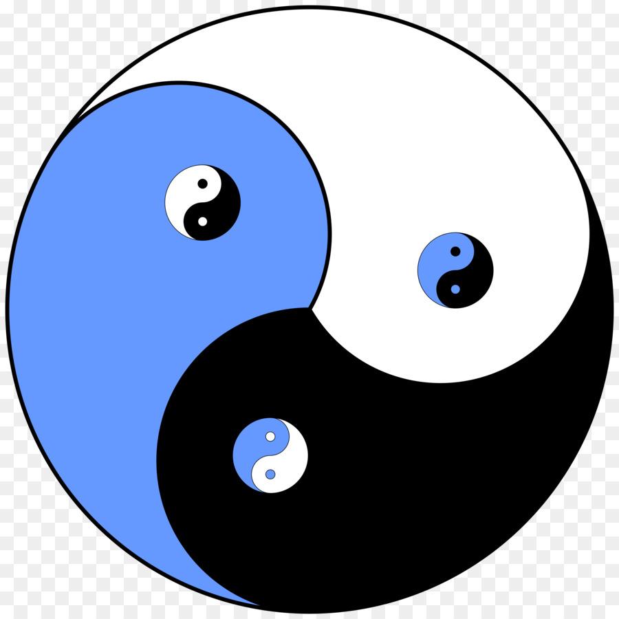 Yin And Yang Symbol Clip Art Ying Yang Png Download 4096 4096