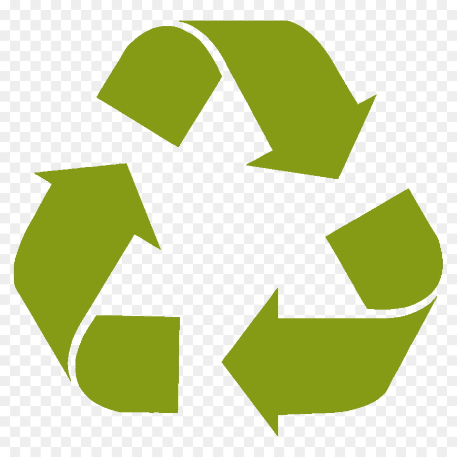 Recycling Symbol Sticker Clip Art Recycle Bin Png Download 933