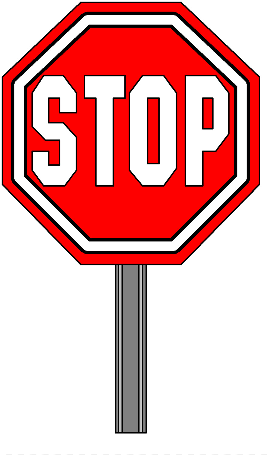 stop sign clip art sign stop png download 955 1590 free rh kisspng com stop sign clip art black and white stop sign clip art free