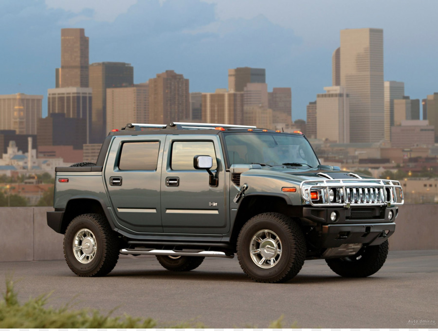 2005 Hummer H2 Sut Car Pickup Truck Hummer H1 Hummer Png Download