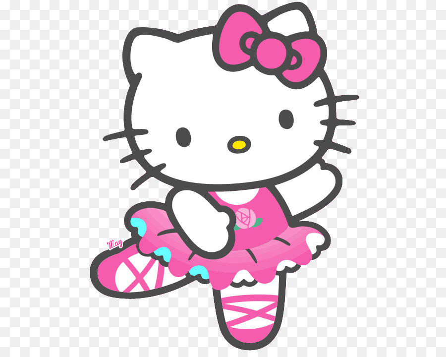 Hello Kitty Animasi Computer Icons Hello Kitty Dengan