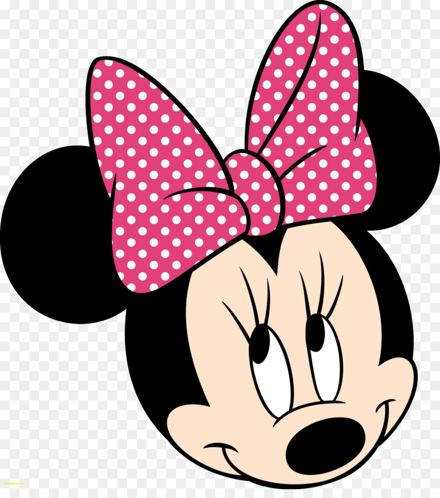Minnie Mouse Mickey Mouse Clip Art Mini Png Download