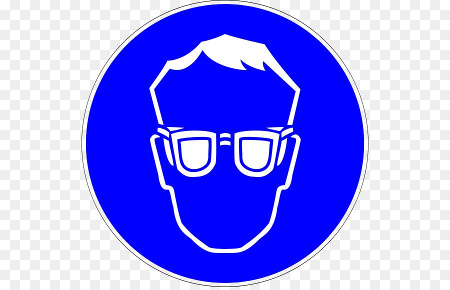 sign symbol laboratory goggles clip art eye protection cliparts rh kisspng com safety eyewear clipart safety goggles clipart free