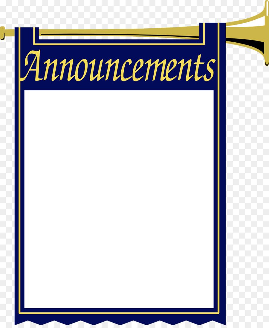 blog clip art announcement border cliparts png download 958 1161 rh kisspng com wedding invitation clipart Wedding Announcement Wording