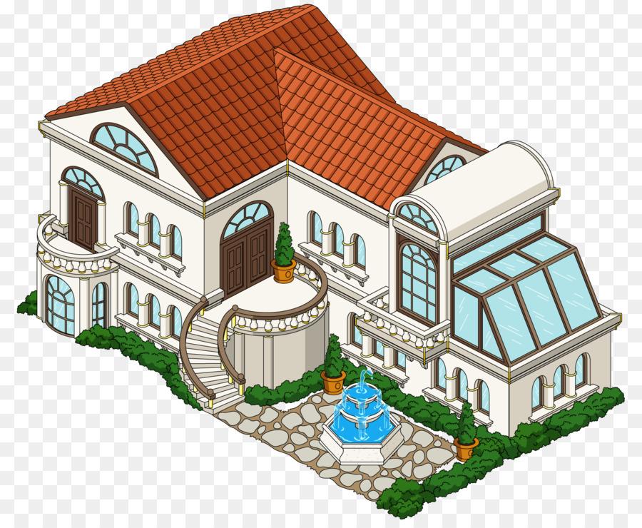 Family Guy: The Quest for Stuff Tom Tucker Building House Clip art ...