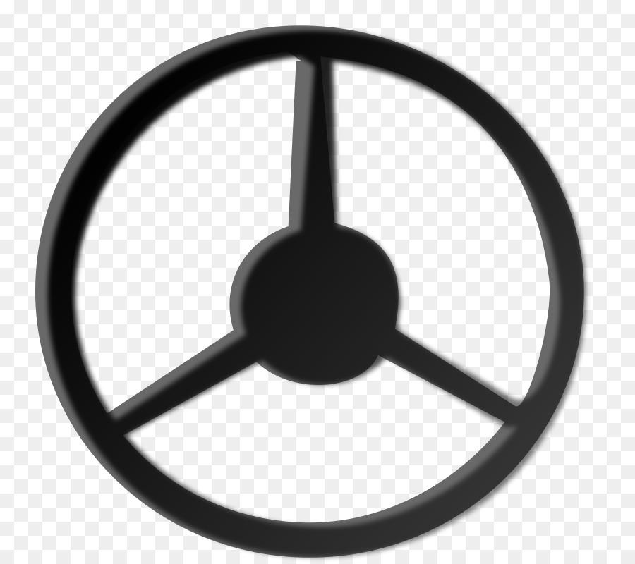 car steering wheel clip art black steer cliparts png download